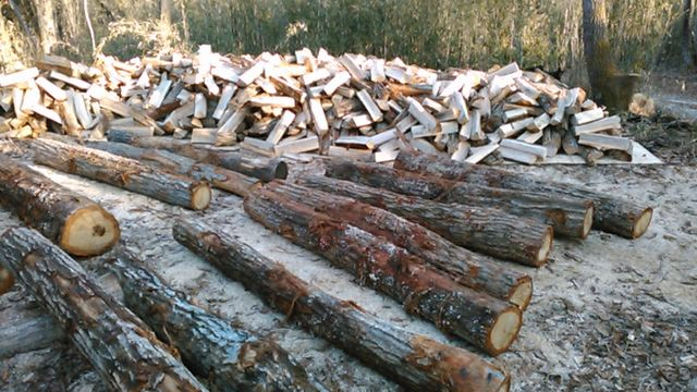 Repetition of firewood fraction2